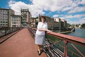 "Hana Machkova : ""Lyon est ma ville préférée au monde"""