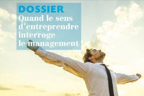 IMPACTS, magazine Partenaire de l'iaelyon : le sens d'entreprendre et du management au sommaire du n°3