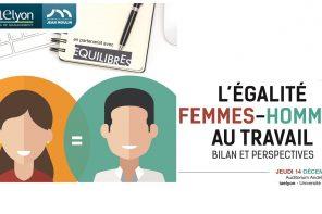 L'Égalité Femmes-Hommes au travail : Bilan et perspectives
